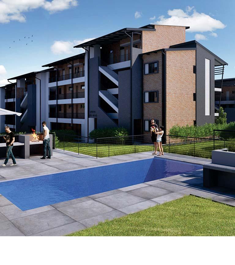 Sun Ridge Apartments: Waterfall Ridge