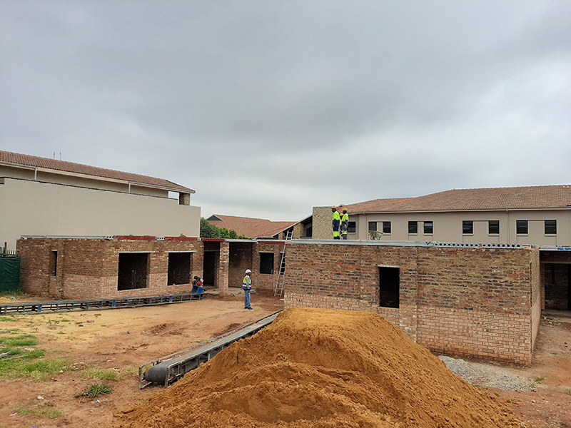 The Retreat Progress February 2020
